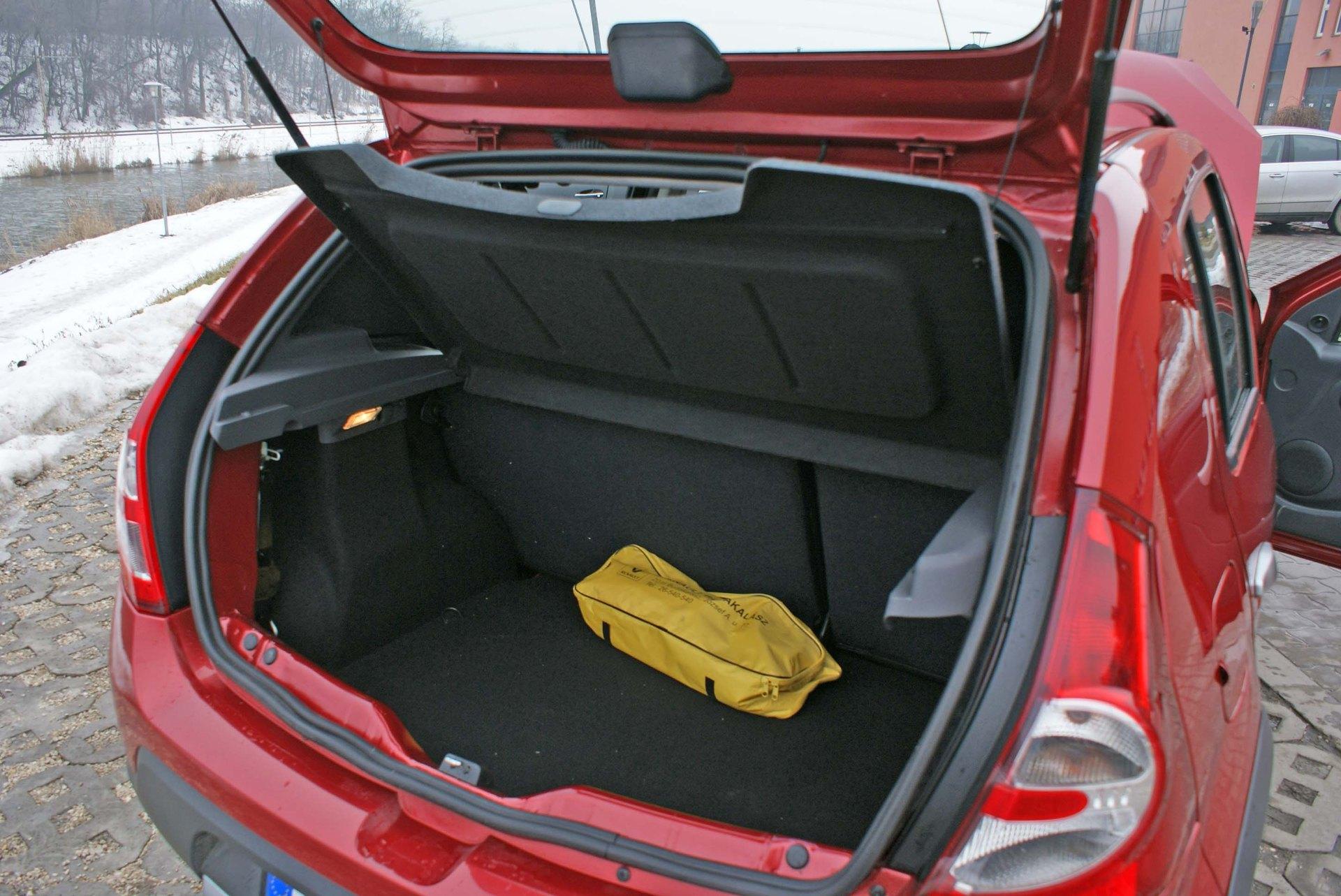 Ремонт замка багажника рено сандеро своими руками