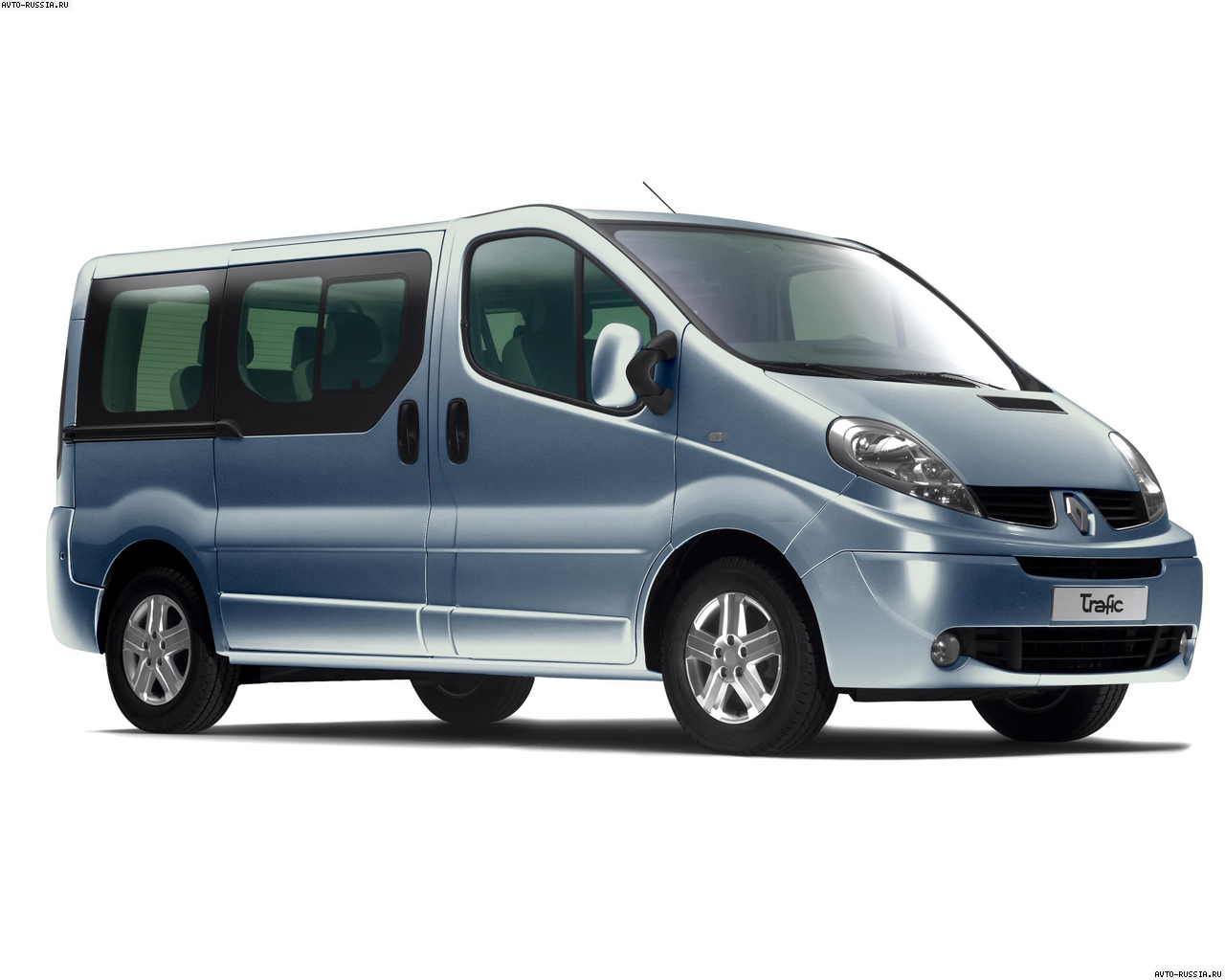 Renault Trafic: 4 фото