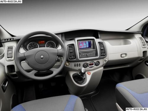 Renault Trafic: 6 фото
