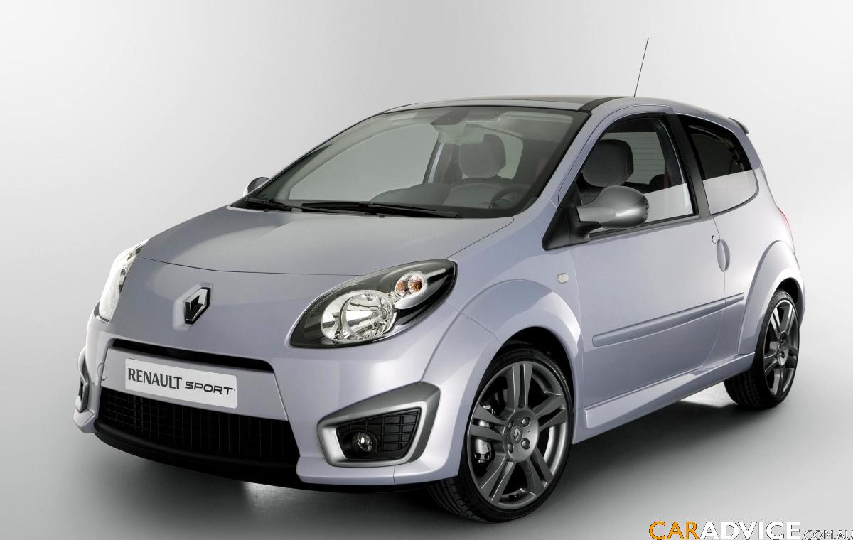 Renault Twingo RS: 1 фото