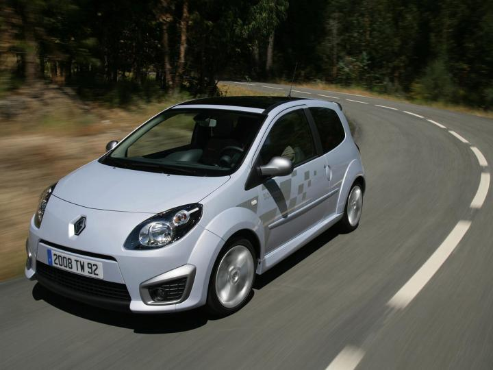 Renault Twingo RS: 4 фото