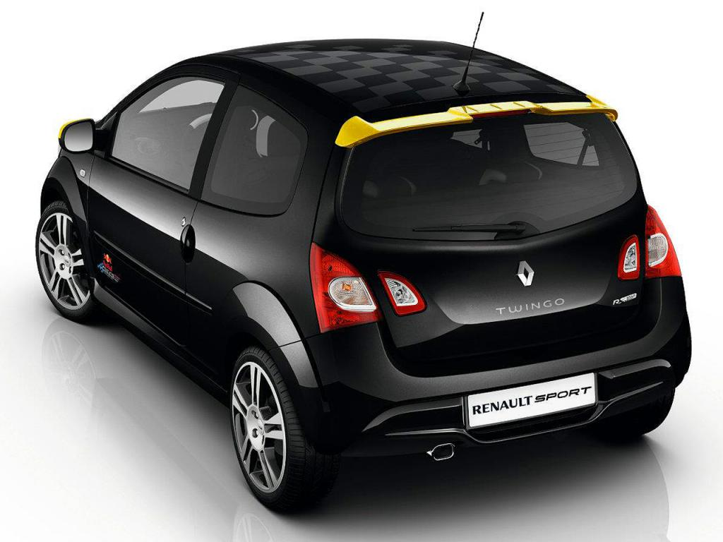 Renault Twingo RS: 7 фото