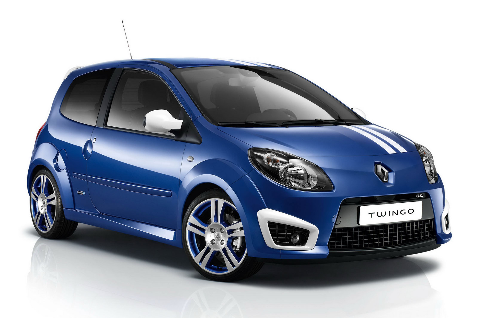 Renault Twingo RS: 8 фото