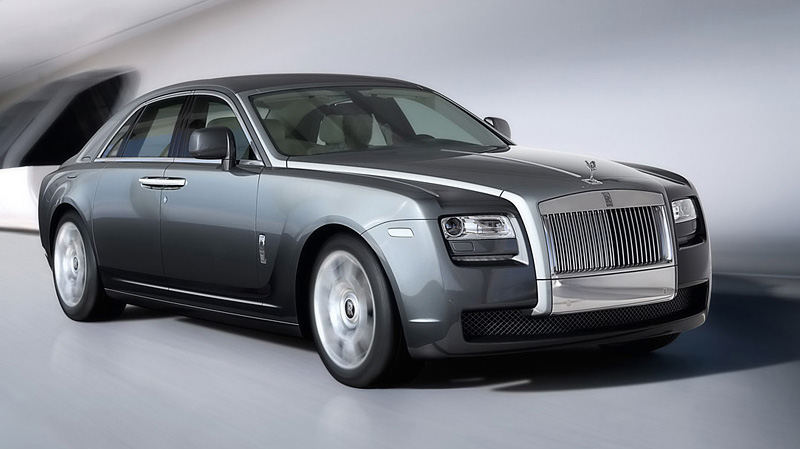 Rolls-Royce Ghost: 10 фото