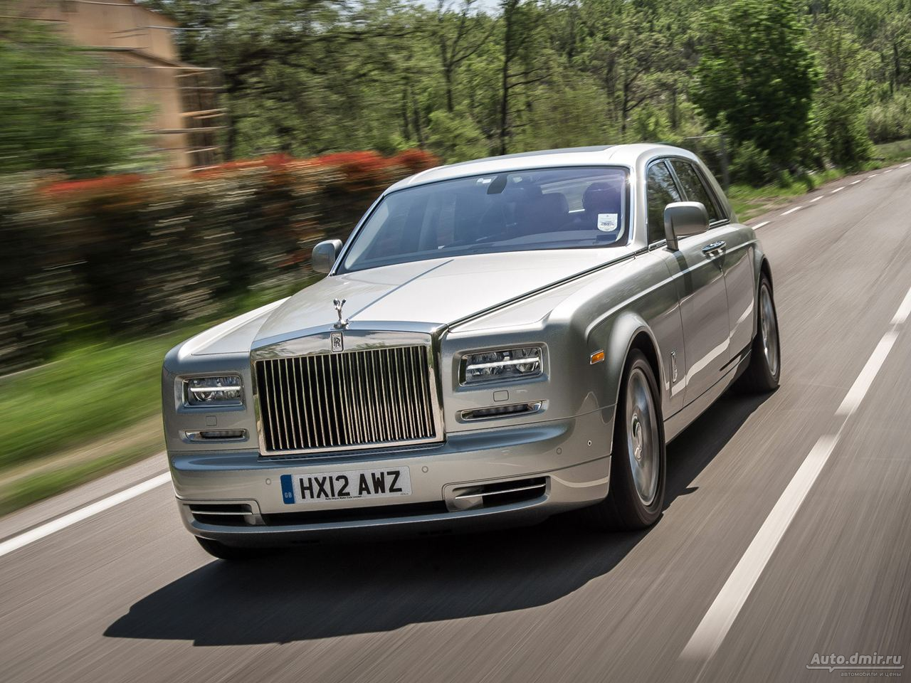 Rolls-Royce Phantom I: 5 фото