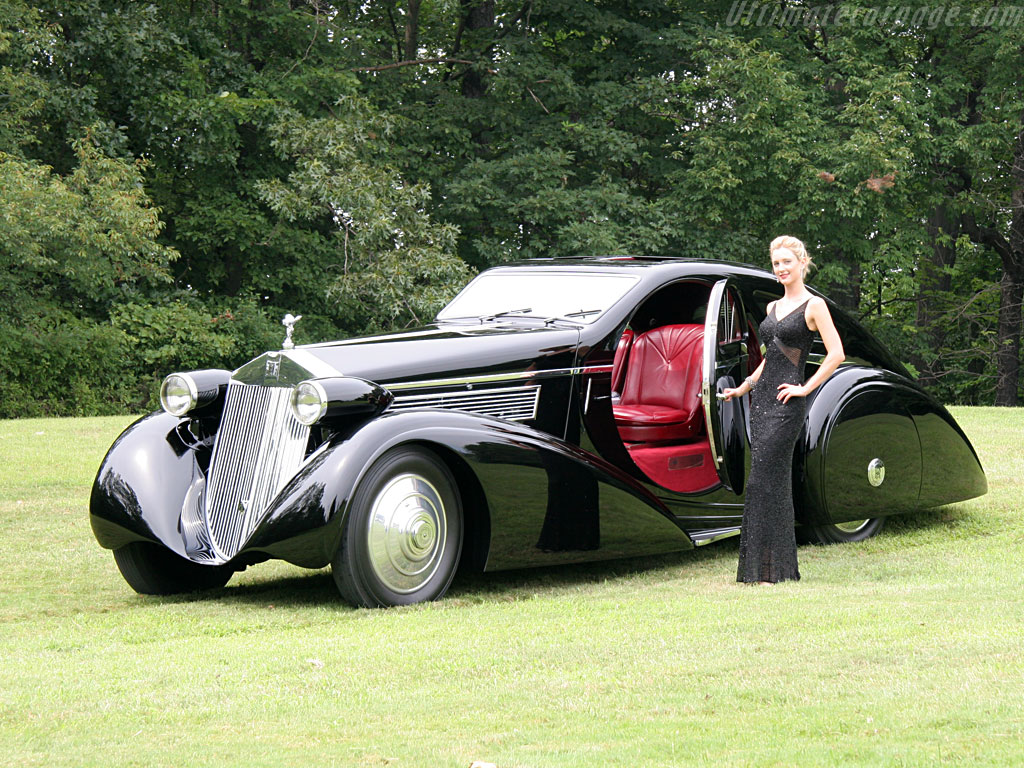 Rolls-Royce Phantom I: 11 фото