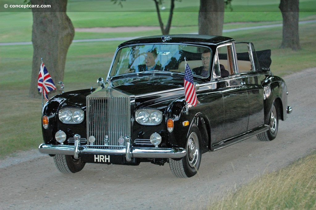 Rolls-Royce Phantom VI: 10 фото