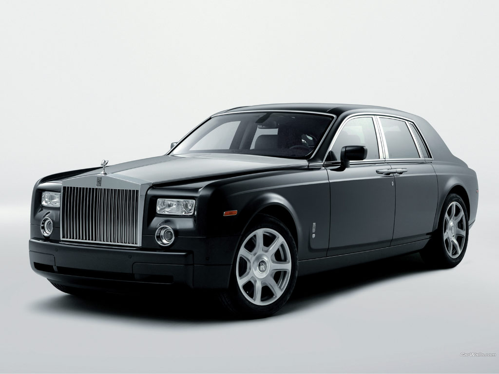 Rolls-Royce Phantom: 4 фото