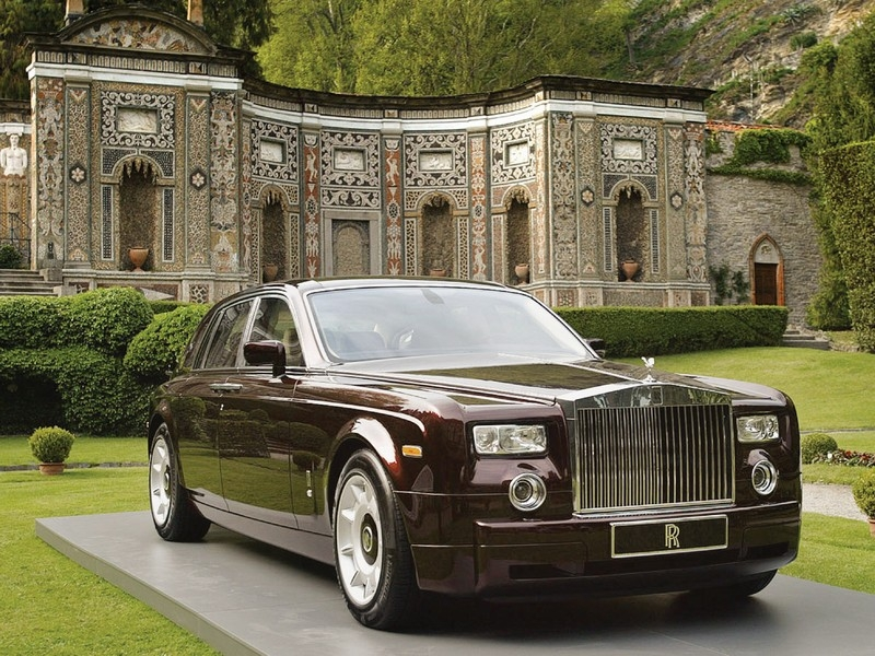 Rolls-Royce Phantom: 7 фото