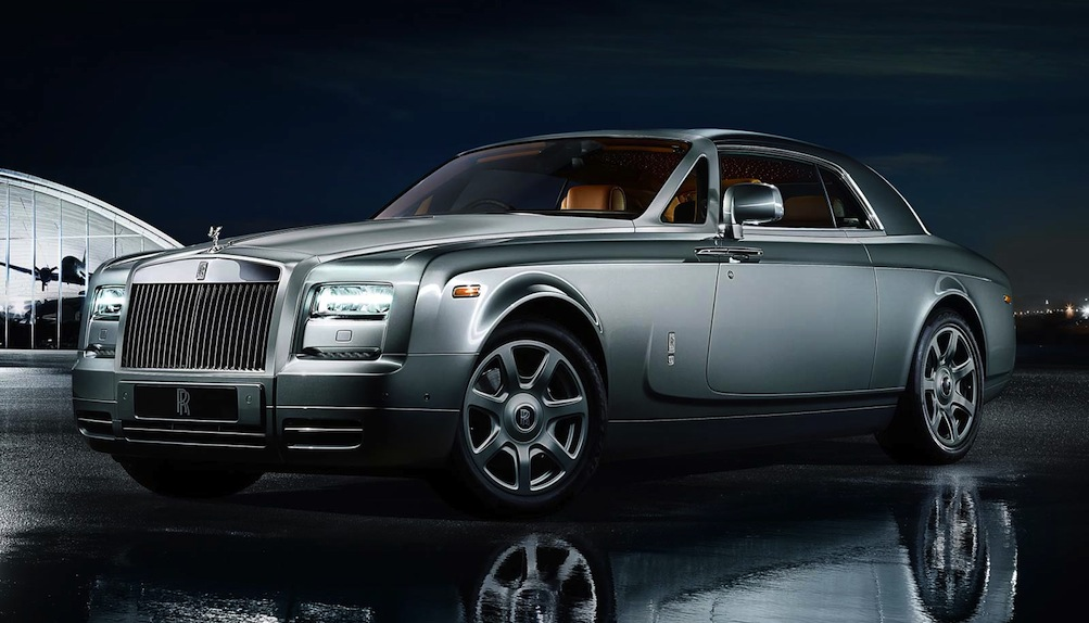 Rolls-Royce Phantom: 10 фото