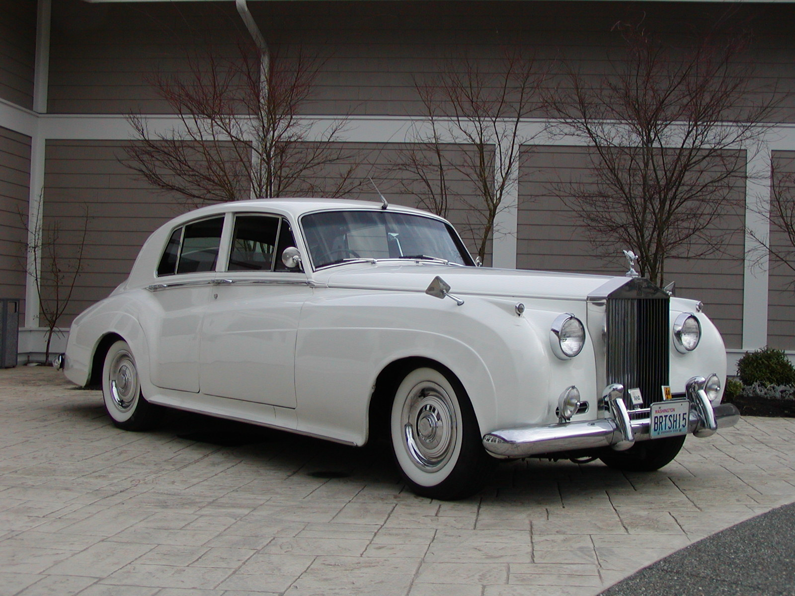 Rolls-Royce Silver Cloud - 1600 x 1200, 01 из 15