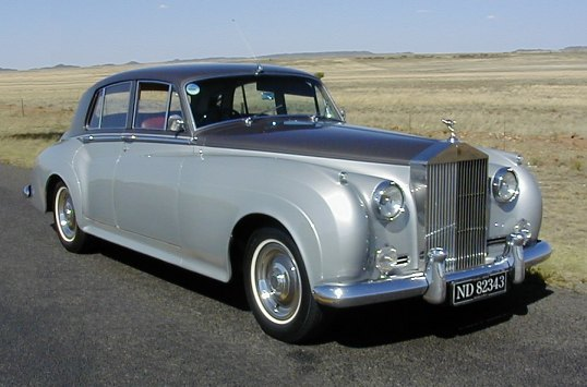 Rolls-Royce Silver Cloud: 4 фото