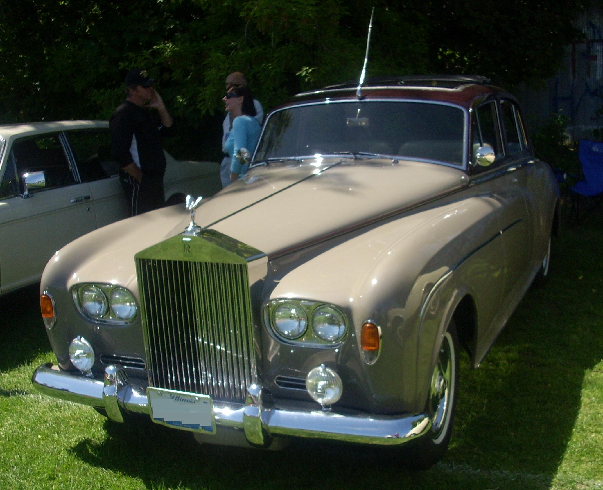 Rolls-Royce Silver Cloud: 6 фото