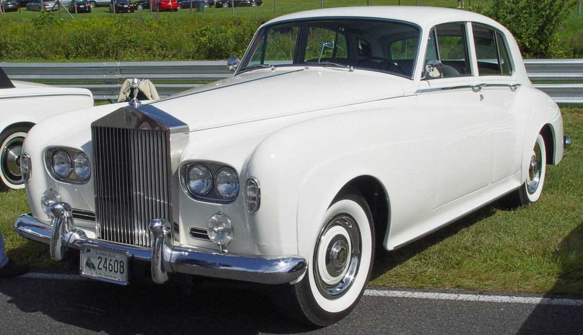 Rolls-Royce Silver Cloud - 1200 x 689, 07 из 15