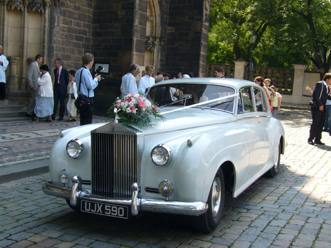 Rolls-Royce Silver Cloud: 8 фото
