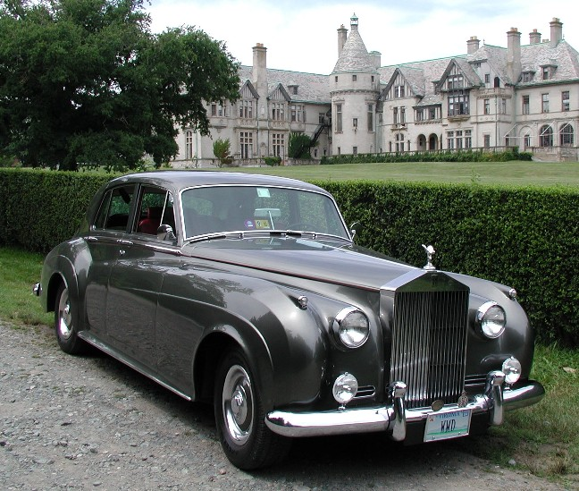 Rolls-Royce Silver Cloud: 10 фото