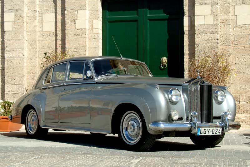 Rolls-Royce Silver Cloud: 12 фото