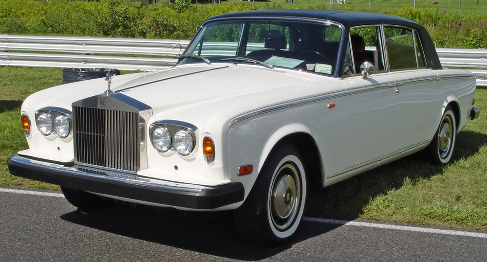 Rolls-Royce Silver Shadow: 1 фото