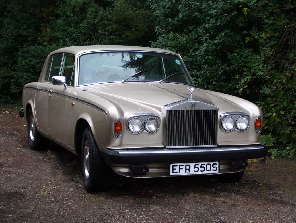 Rolls-Royce Silver Shadow