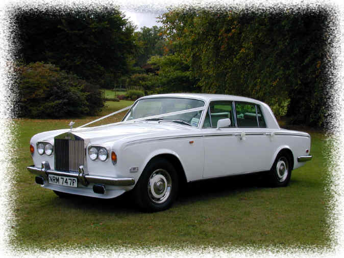 Rolls-Royce Silver Shadow: 5 фото
