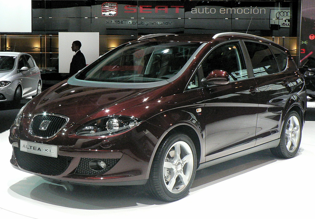 Seat Altea XL: 2 фото