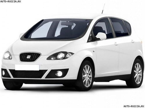 Seat Altea XL: 7 фото
