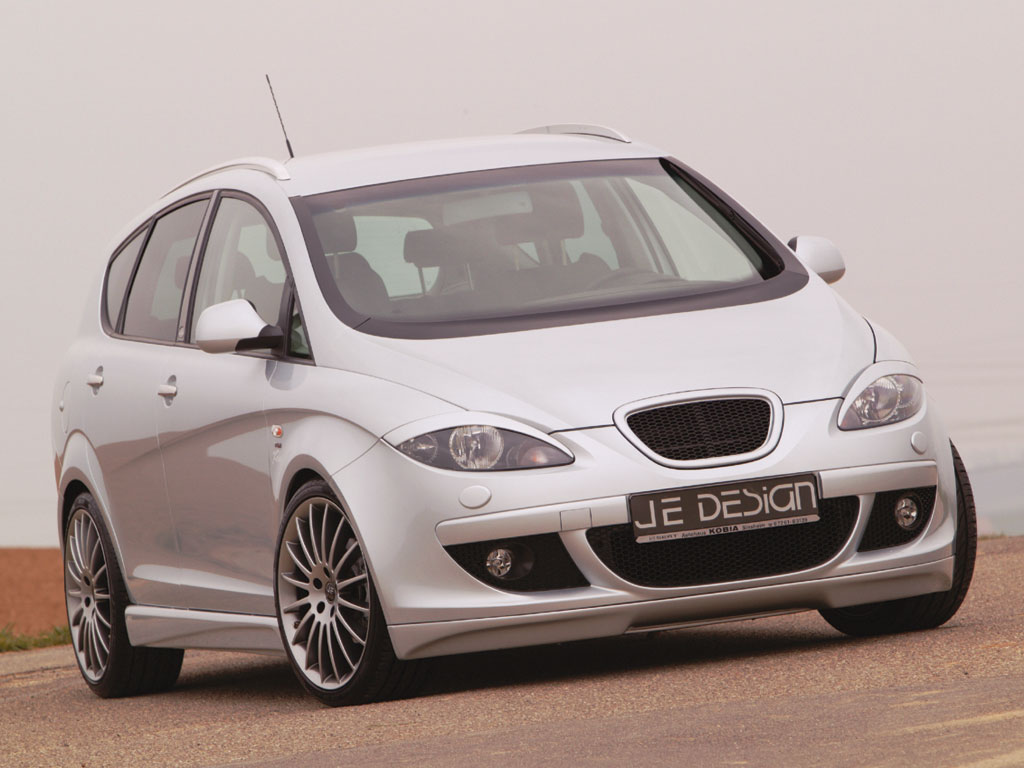 Seat Altea XL: 8 фото