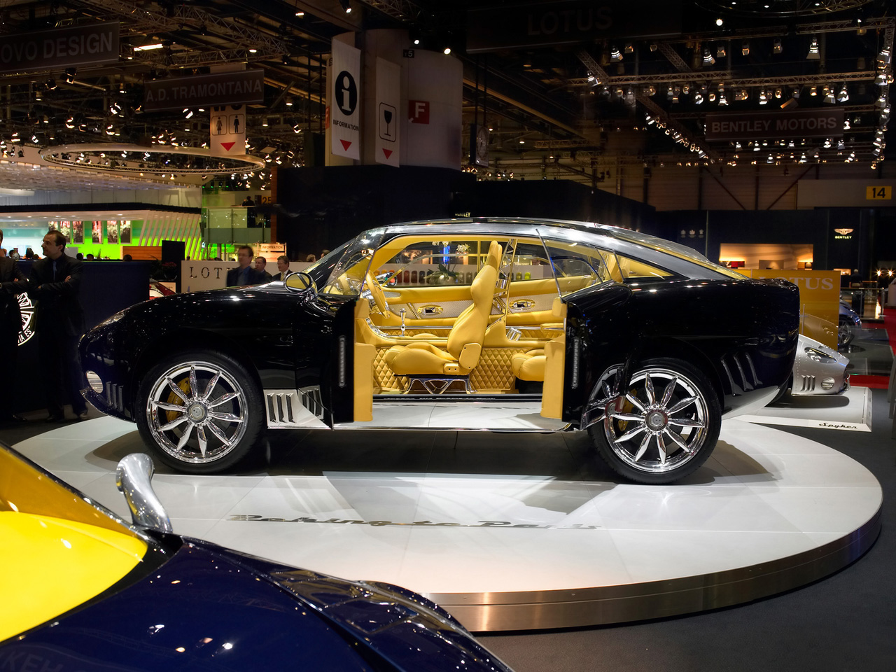 Spyker D12 Peking-to-Paris - 1280 x 960, 13 из 18