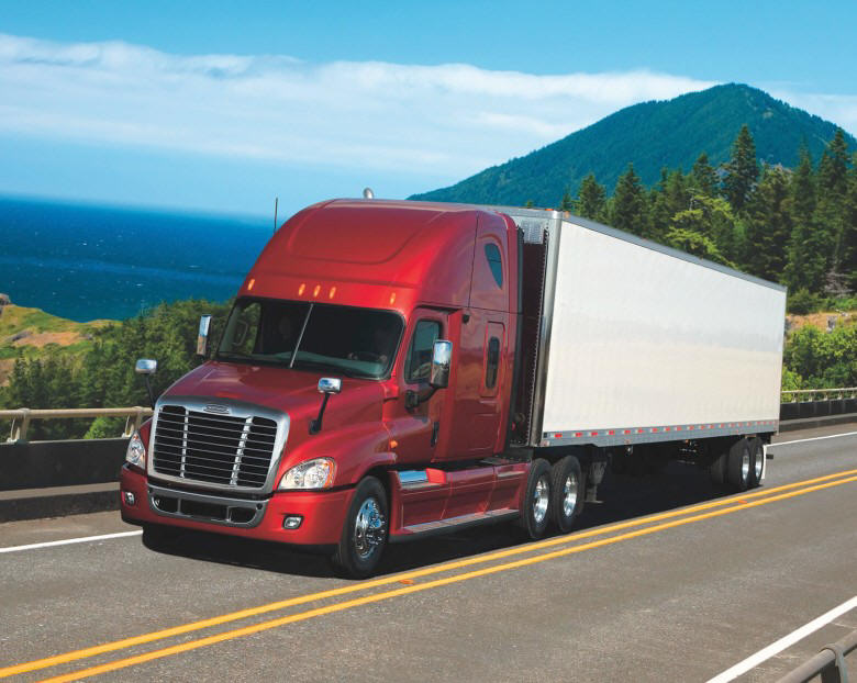Freightliner: 5 фото