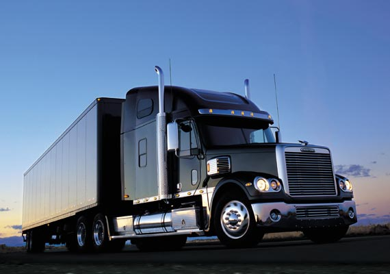 Freightliner: 10 фото