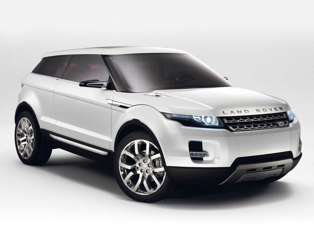 Land Rover: 1 фото