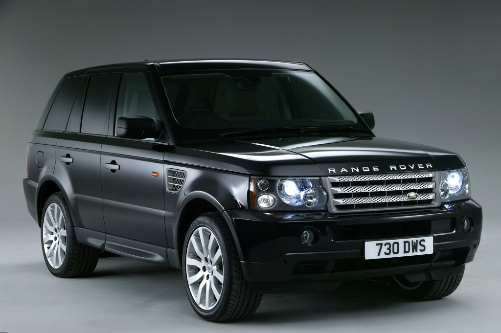 Land Rover: 4 фото