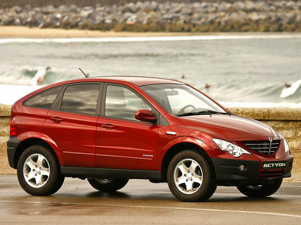 SsangYong: 1 фото
