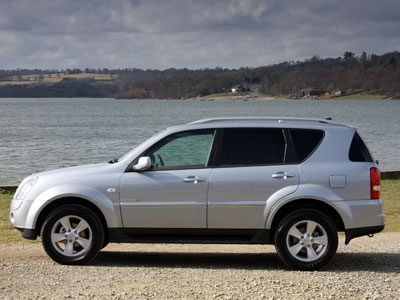 SsangYong: 10 фото