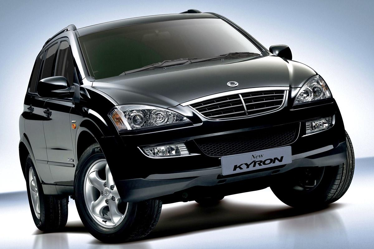 SsangYong: 11 фото