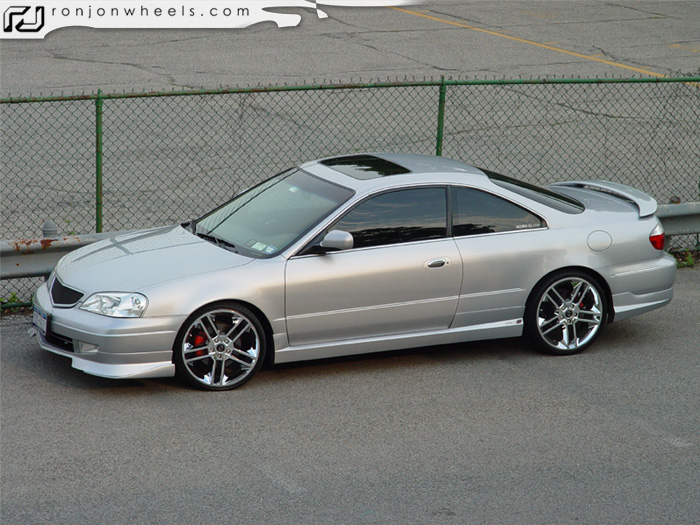 Acura CL: 01 фото