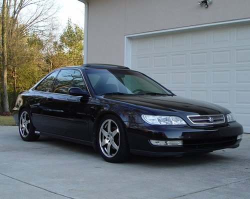 Acura CL: 2 фото
