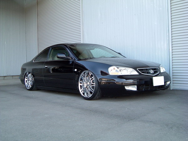 Acura CL: 5 фото