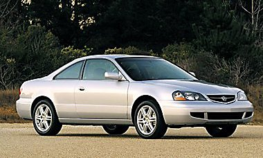 Acura CL: 10 фото