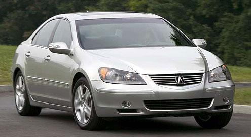 Acura Models on Acura Rl