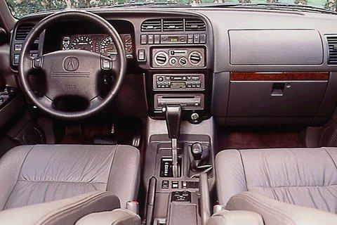 Acura  on Acura Slx