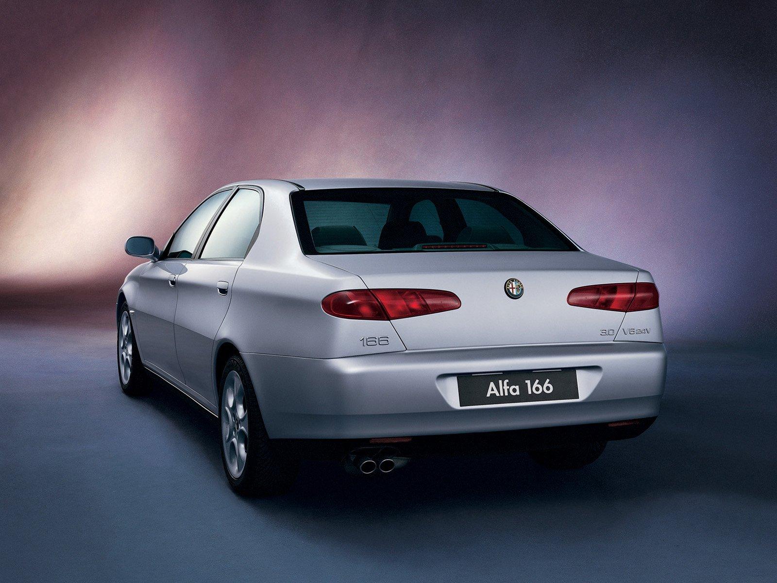 Alfa Romeo 166 - 1600 x 1200, 04 из 17