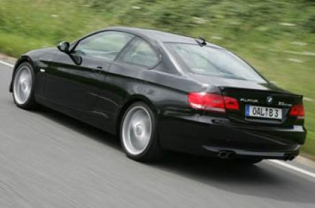 Alpina B3 Coupe: 3 фото