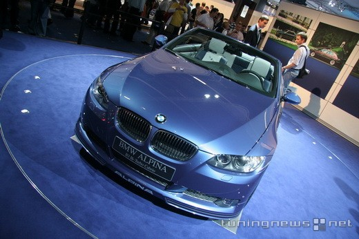Alpina B3 Coupe: 5 фото