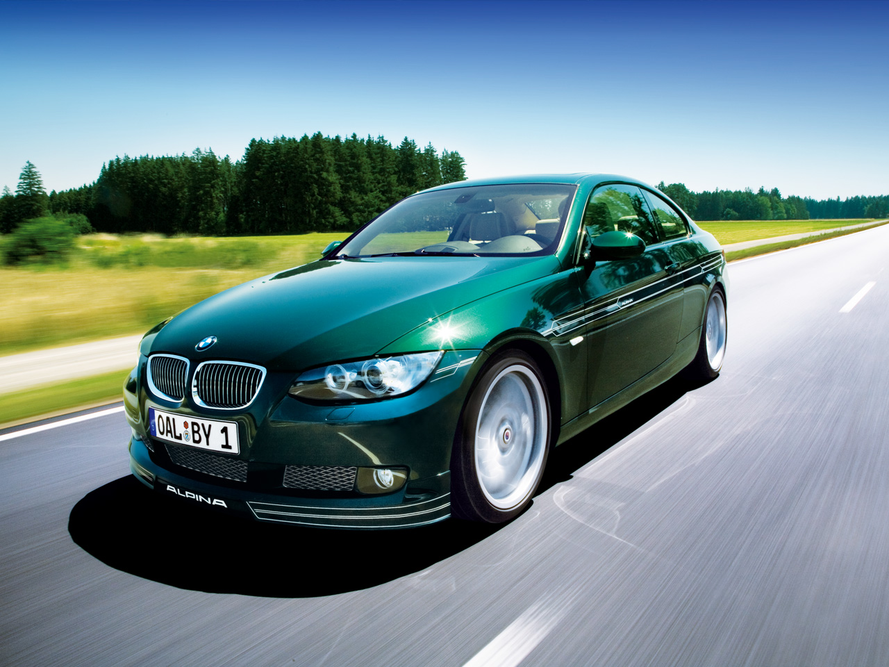 Alpina B3 Coupe: 9 фото