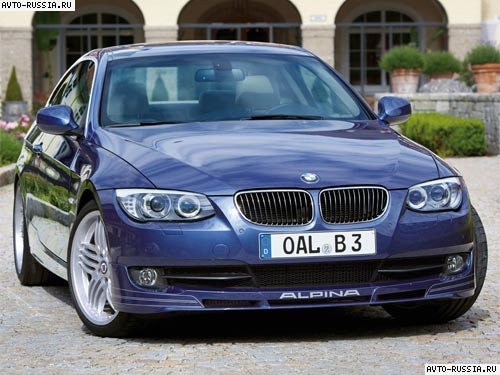 Alpina B3 Coupe: 10 фото