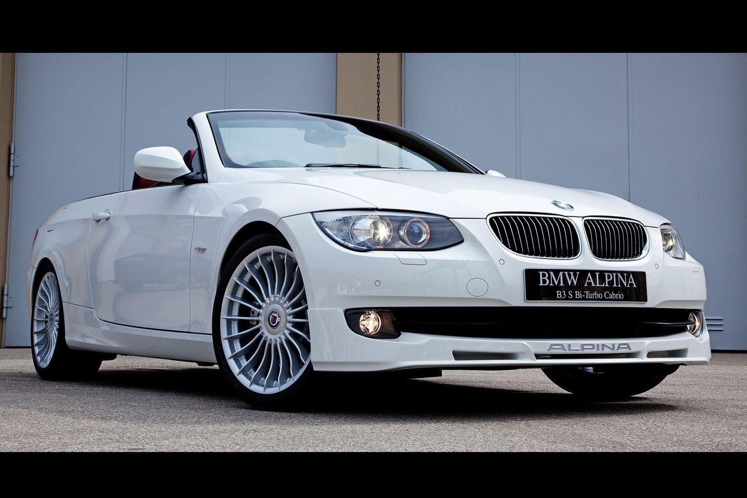 Alpina B3 Coupe: 11 фото