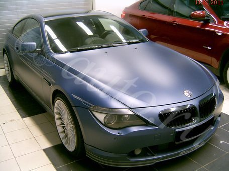 Alpina B6 Coupe E63: 6 фото