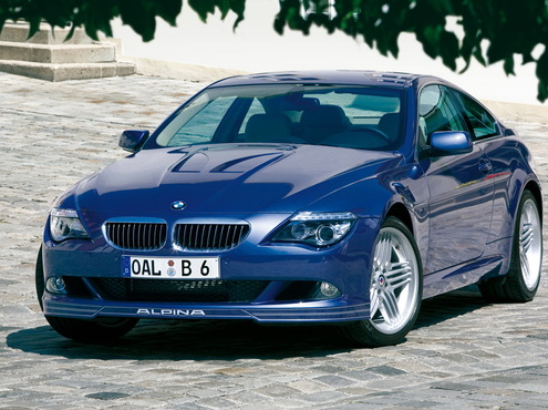 Alpina B6 Coupe E63 - 495 x 370, 09 из 12