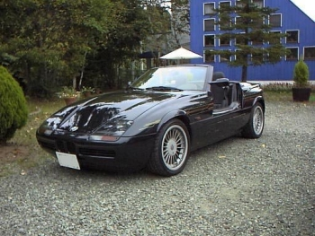 Alpina RLE Roadster: 05 фото